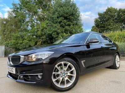 BMW 3 Series Gran Turismo Hatchback 2.0 320d Luxury GT Auto (s/s) 5dr