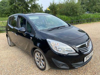 Vauxhall Meriva MPV 1.4 i 16v SE 5dr (a/c)