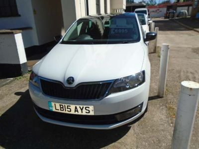 SKODA Rapid Spaceback Hatchback 1.6 TDI CR SE Sport Spaceback 5dr