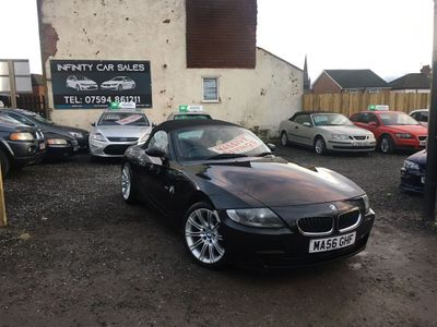 BMW Z4 Convertible 2.5 i SE Roadster 2dr