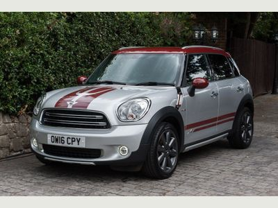 MINI Countryman SUV 1.6 Cooper Park Lane ALL4 5dr