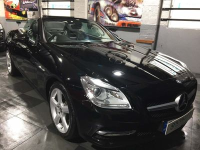 Mercedes-Benz SLK Convertible 1.8 SLK200 BlueEFFICIENCY (s/s) 2dr