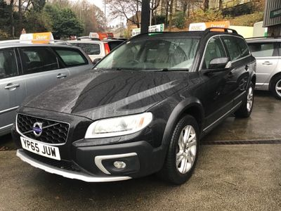 Volvo XC70 Estate 2.4 D4 SE Nav Geartronic AWD (s/s) 5dr