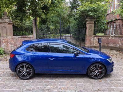 SEAT Leon Hatchback 2.0 TSI Cupra 300 Sport Coupe DSG (s/s) 3dr