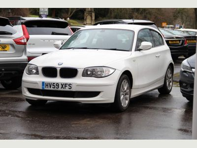 BMW 1 Series Hatchback 2.0 118d ES 3dr