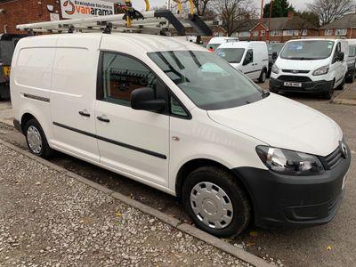 Volkswagen Caddy Maxi Panel Van 1.6TDi C20 MAXI LWB (SKY SPEC & EURO 6)