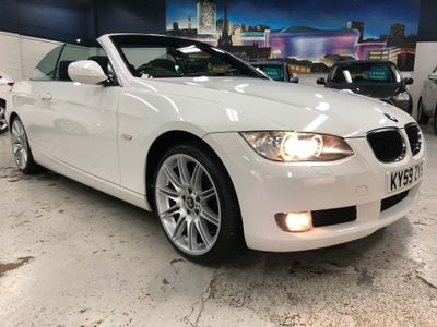 BMW 3 Series Convertible 2.0 320i SE 2dr