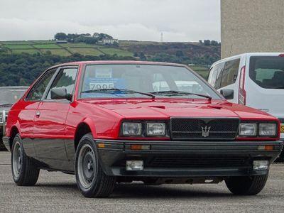Maserati Biturbo Coupe 2.5 2dr