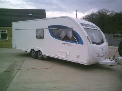 Swift Sprite Tourer LATE 2016 6 BERTH