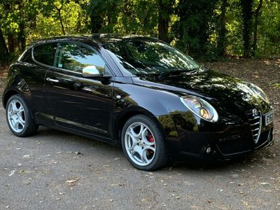 Alfa Romeo MiTo Hatchback 1.3 JTDM Distinctive 3dr