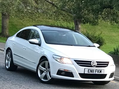 VOLKSWAGEN CC Coupe 2.0 TDI BlueMotion Tech GT DSG 4dr