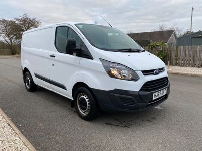 Ford Transit Custom Unlisted 2.0