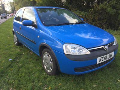 Vauxhall Corsa Hatchback 1.2 i 16v Comfort 3dr