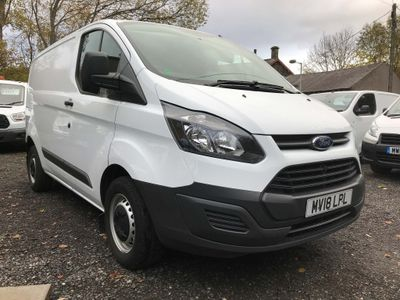 Ford Transit Custom Panel Van 290 L1H1 105ps VAN