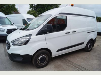 Ford Transit Custom Panel Van 2.0TDCi 300 H2 (HIGH ROOF) EcoBlue (EU6)