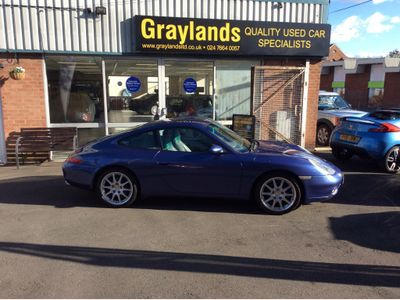 Porsche 911 Coupe 3.4 996 Carrera 2 2dr