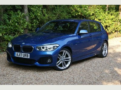 BMW 1 Series Hatchback 1.5 118i M Sport Sports Hatch Auto (s/s) 5dr