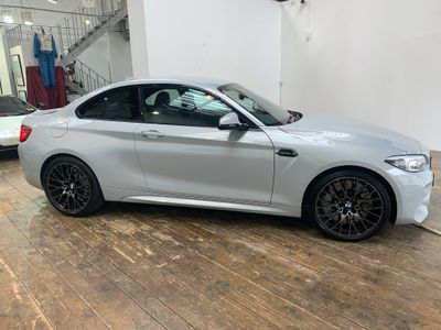 BMW M2 Coupe 3.0 BiTurbo Competition (s/s) 2dr