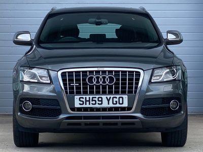 Audi Q5 SUV 2.0 TDI S line quattro 5dr