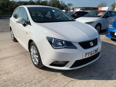 SEAT Ibiza Hatchback 1.0 SE (Tech Pack) 5dr