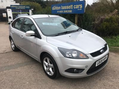 Ford Focus Hatchback 1.8 TDCi Zetec 5dr
