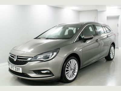 VAUXHALL ASTRA Estate 1.6 CDTi Elite Sports Tourer Auto 5dr