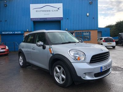 MINI Countryman SUV 1.6 One D (Salt) 5dr