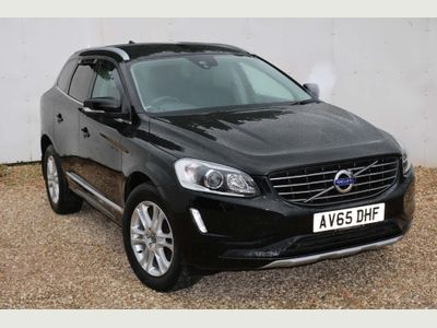 Volvo XC60 SUV 2.4 D5 SE Lux Nav Geartronic AWD (s/s) 5dr