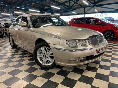 Rover 75 Saloon 2.5 V6 Club SE 4dr