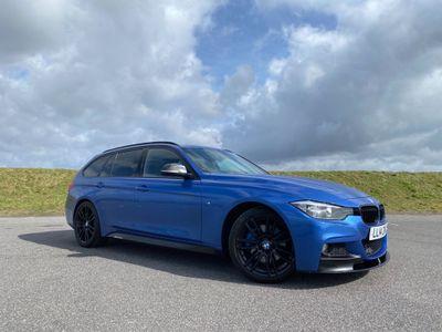BMW 3 Series Estate 3.0 330d M Sport Touring Sport Auto (s/s) 5dr