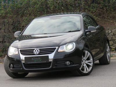 Volkswagen Eos Convertible 3.2 FSI V6 Sport Cabriolet DSG 2dr