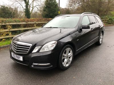 Mercedes-Benz E Class Estate 2.1 E220 CDI BlueEFFICIENCY Avantgarde Auto 5dr