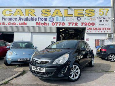 Vauxhall Corsa Hatchback 1.2 12V Active 3dr