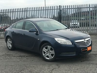 Vauxhall Insignia Saloon 2.0 CDTi ecoFLEX 16v Exclusiv (s/s) 4dr