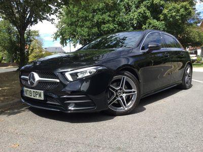 Mercedes-Benz A Class Hatchback 1.3 A180 AMG Line 7G-DCT (s/s) 5dr