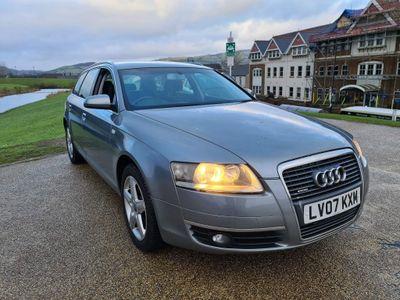 Audi A6 Avant Estate 3.1 FSI SE quattro 5dr