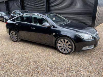 Vauxhall Insignia Saloon 2.0 CDTi 16v Elite 4dr