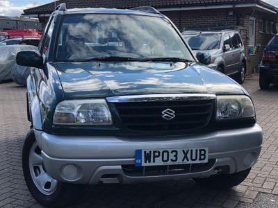 Suzuki Grand Vitara SUV 1.6 SE Estate 3dr