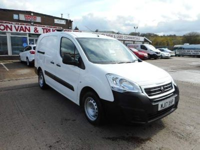 Peugeot Partner Panel Van 1.6 BlueHDi S L2 6dr