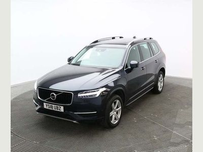 Volvo XC90 SUV 2.0h T8 Twin Engine 10.4kWh Momentum Auto 4WD (s/s) 5dr
