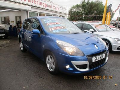 Renault Scenic MPV 1.9 dCi Dynamique TomTom (Bose Pack) 5dr