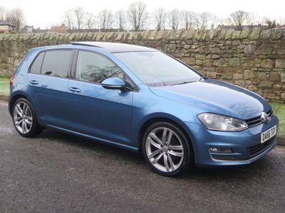 Volkswagen Golf Hatchback 2.0 TDI BlueMotion Tech GT Edition (s/s) 5dr