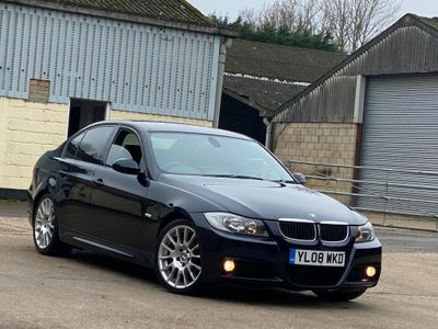 BMW 3 Series Saloon 2.0 318d Edition M Sport 4dr