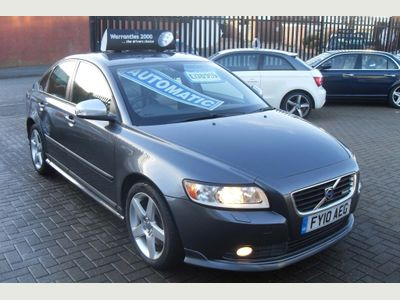 Volvo S40 Saloon 2.0 TD R-Design (Premium Pack) Powershift 4dr