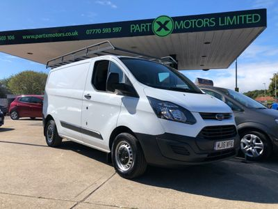 Ford Transit Custom Panel Van 2.2 TDCI 270 Eco-Tech L1 H1