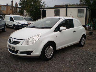 Vauxhall Corsa Van Panel Van 1.3 CDTi ecoFLEX 16v Panel Van 3dr