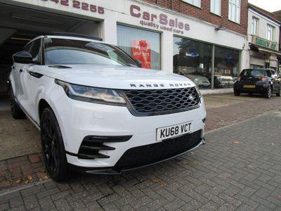 Land Rover Range Rover Velar SUV 2.0 D180 R-Dynamic SE Auto 4WD (s/s) 5dr
