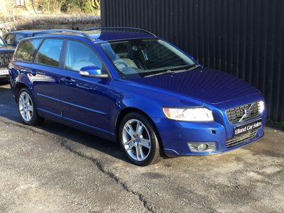 Volvo V50 Estate 1.6 D SE 5dr