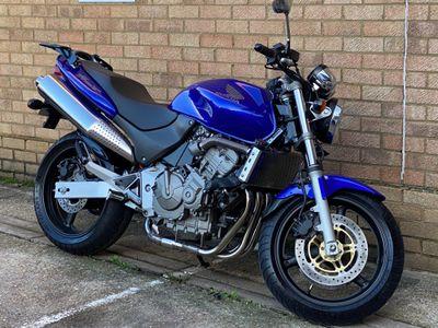 Honda CB600F Hornet Roadster/Retro 600 F-Y Hornet