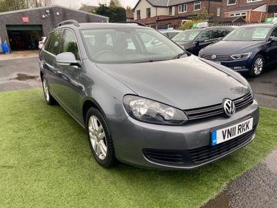 Volkswagen Golf Estate 1.6 TDI SE DSG 5dr